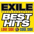 EXILE BEST HITS -LOVE SIDE / SOUL SIDE- (初回生産限定) (2枚組ALBUM+3枚組DVD) [CD+DVD, Limited Edition]